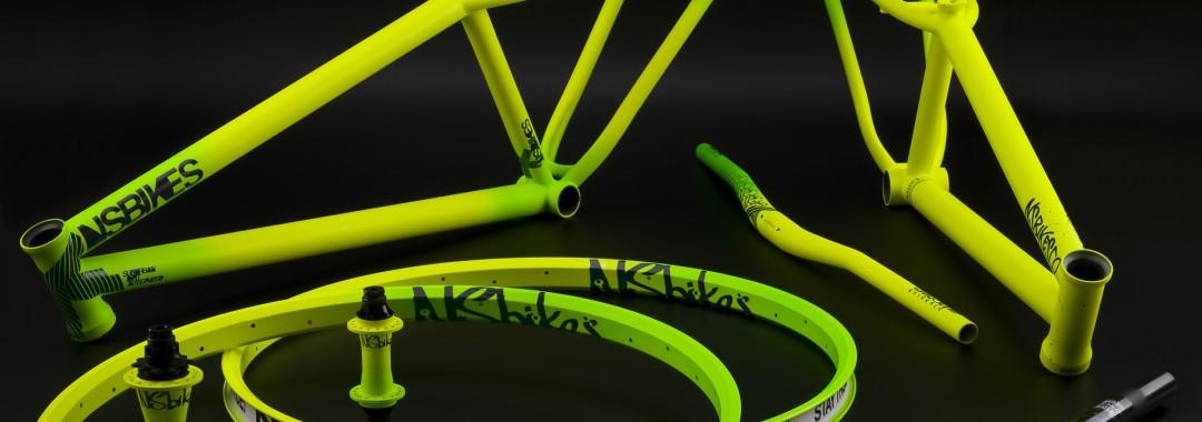 NS Bikes Parts & Stuff