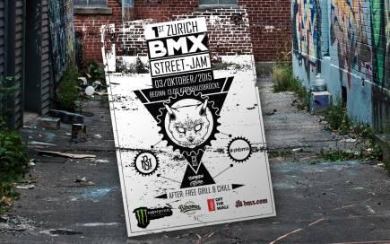 BMX Street-Jam 1st Zürich