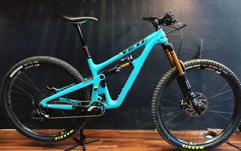Yeti SB150 T-Series XO1