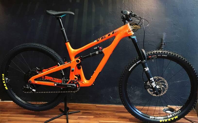 Yeti SB150 GX Comp